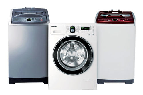Sự khác biệt giữa máy giặt cửa ngang và cửa trên