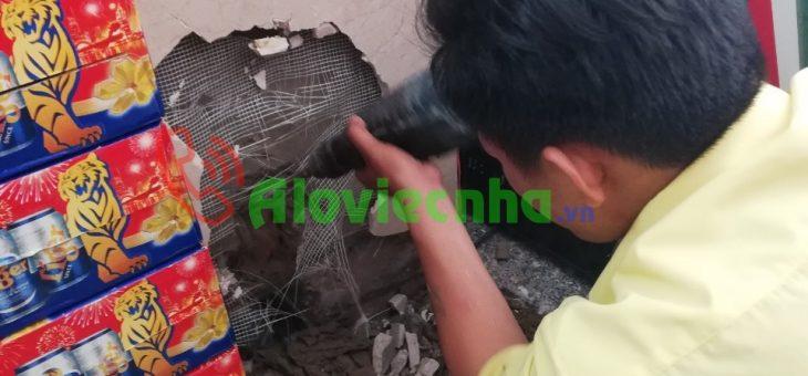 Dịch vụ sửa đường ống nước