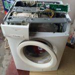 Sửa máy giặt bị nhiễm điện khi hoạt động giá rẻ tại TPHCM