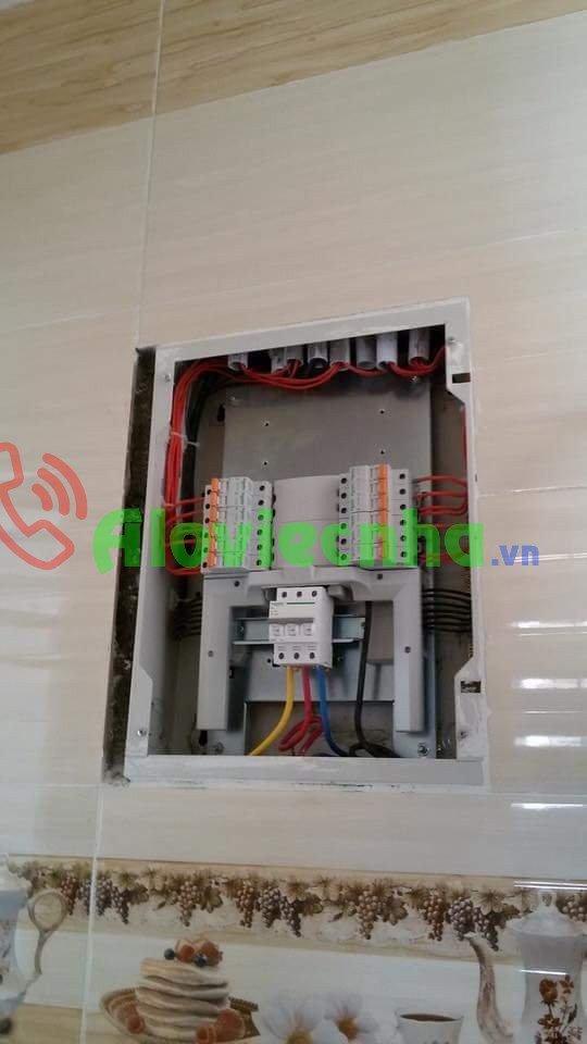 Sửa điện 3 pha cho gia đình tại TPHCM