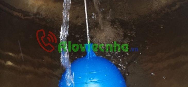 Dịch vụ lắp phao bồn nước