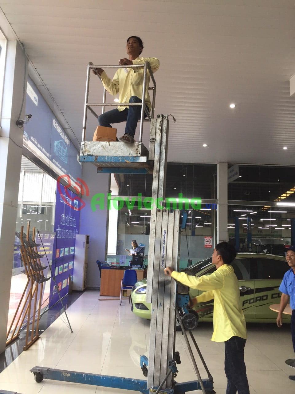 Thợ sửa điện chuyên nghiệp tại TPHCM
