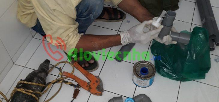 Dịch vụ lắp đặt đường ống nước tại TPHCM