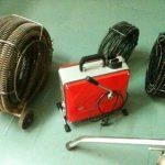 Dụng cụ thông tắc đường ống thoát nước chuyên dụng