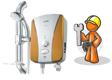 Dịch vụ sửa máy nóng lạnh tại nhà ở TPHCM