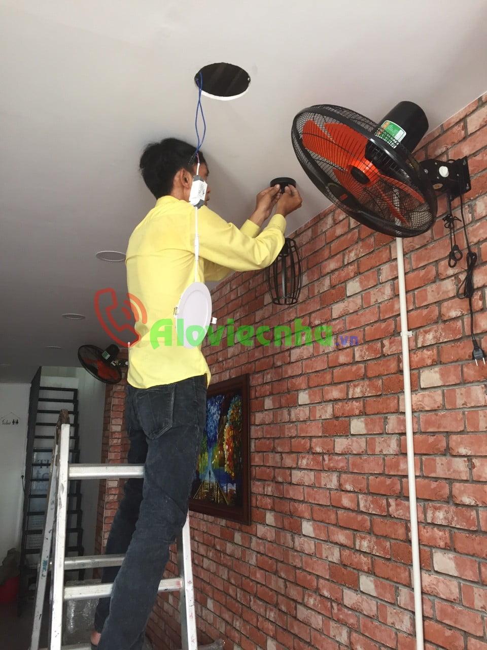 Thợ sửa điện nước chuyên nghiệp tại TPHCM