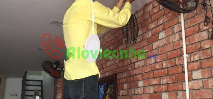 Dịch vụ lắp đặt điện trong nhà uy tín tại TPHCM