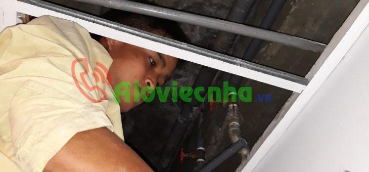 Dịch vụ sửa chữa điện nước giá rẻ tại TPHCM