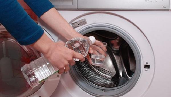 Cách vệ sinh máy giặt bằng giấm hiệu quả