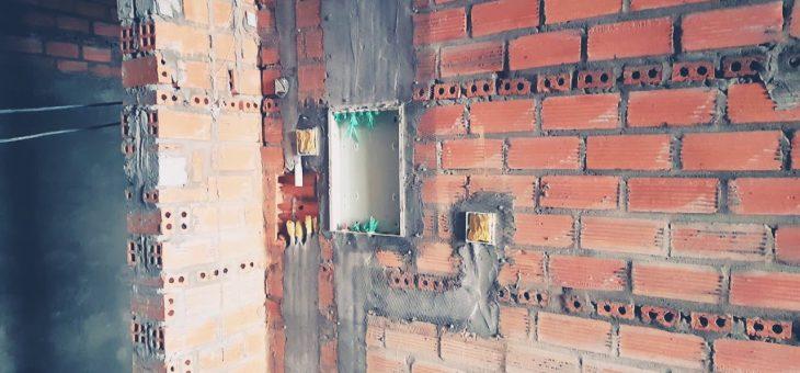 Hướng dẫn cách lắp đặt đường dây điện âm tường an toàn