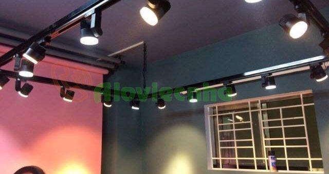 Dịch vụ lắp đặt đèn led chiếu rọi tại quận Bình Tân