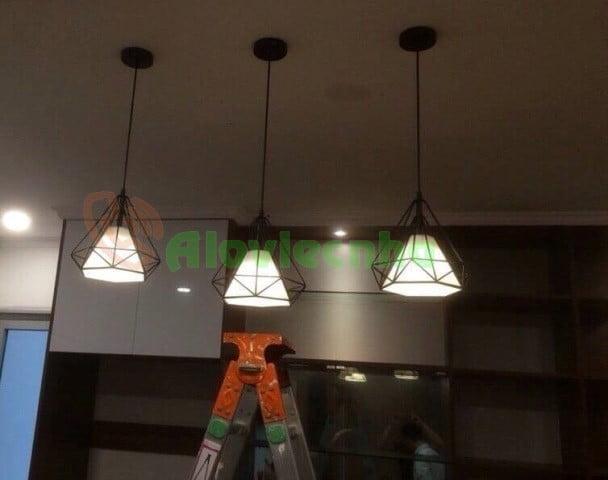 Dịch vụ lắp đặt đèn trang trí