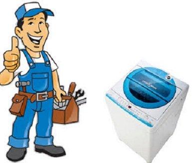 Thợ vệ sinh máy giặt tại nhà