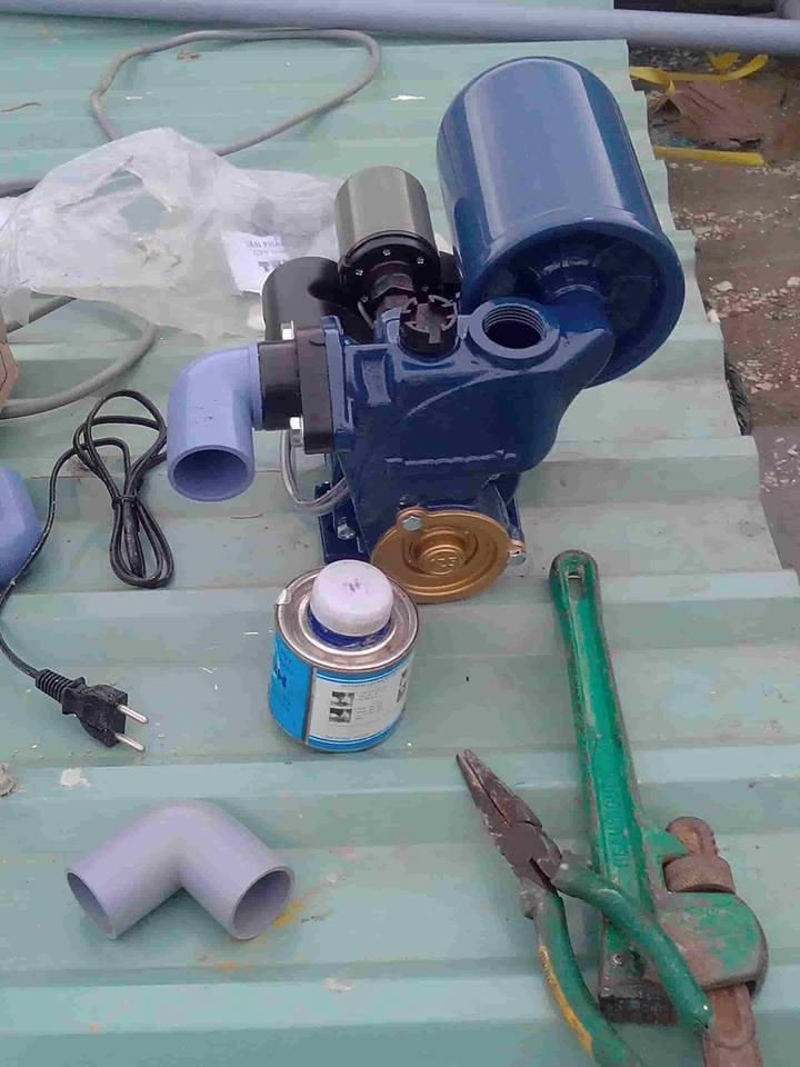 Dịch vụ sửa máy bơm nước tại nhà giá rẻ