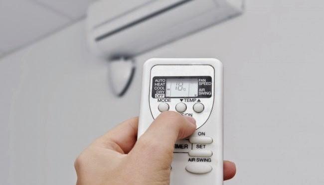 Khắc phục  remote máy lạnh Panasonic bị hư
