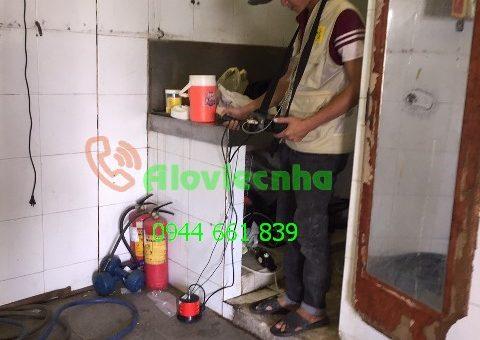 Dò tìm rò rỉ nước tại Đồng Nai