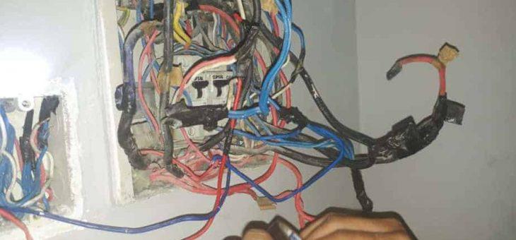 Nguyên nhân và cách khắc phục sự cố chập điện