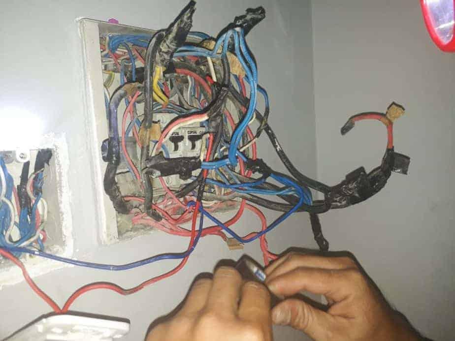 Thợ sửa chập điện uy tín tại HCM