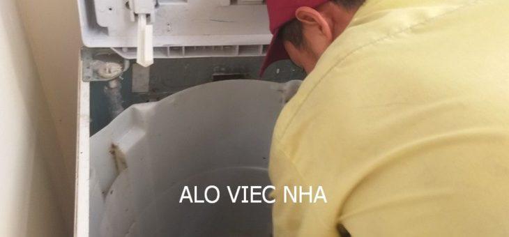 Dịch vụ vệ sinh máy giặt tại quận 1