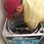 Vệ sinh máy giặt quận 2