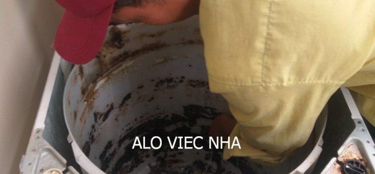 Vệ sinh máy giặt tại quận 2 giá rẻ
