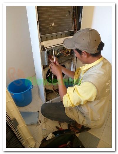 Sửa máy lạnh tủ đứng