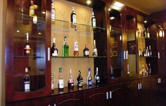 Lắp đặt đèn led tủ rượu tại TP.HCM