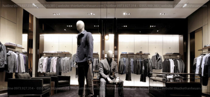 Dịch vụ sửa chữa shop thời trang trọn gói tại TP.HCM