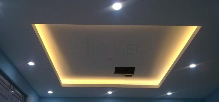 Thi công lắp đặt đèn led dây tại TP.HCM